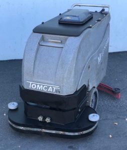 Tomcat Magnum, Automatic Floor Scrubber, Walk Behind Floor Scrubber Drier, refurbished floor scrubber