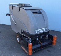 Tomcat Magnum Cylindrical Brush, refurbished, floor scrubber, automatic floor scrubber drier