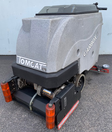 Tomcat Carbon Cylindrical, Keep Clean Equipment